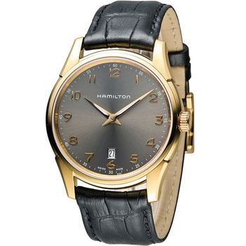 漢米爾頓 Hamilton Jaazmaster 時尚石英錶 H38541783