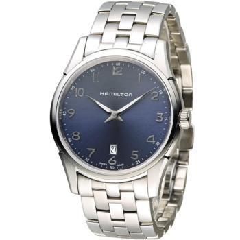 漢米爾頓 Hamilton Jaazmaster 時尚紳士錶 H38511143