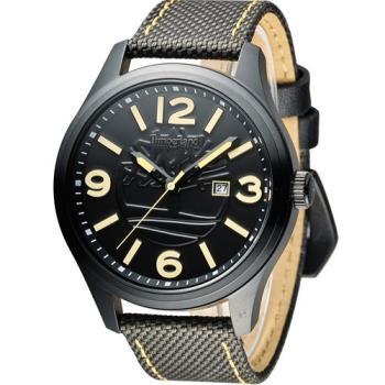 天伯嵐 Timberland 大錶徑個性潮流腕錶 TBL.14476JSB/02