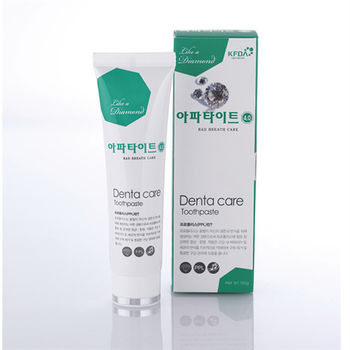 韓國APATITE鑽石系列牙膏-預防口臭130g