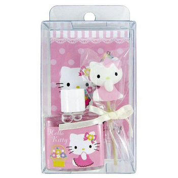 Hello Kitty mini香氛組8ml(洋娃娃-透)X2