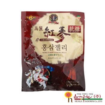 【韓流小舖】 韓國原裝 高麗紅蔘軟糖 (200g/包)