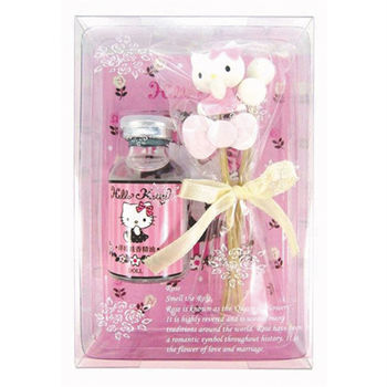 Hello Kitty 薰香棒組20ml(洋娃娃-透)