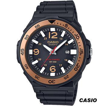 卡西歐 CASIO 潛水風運動腕錶 MRW-S310H-9B