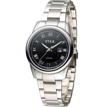 STAR 時代 時尚摩登仕女腕錶 1T1512-111S-D