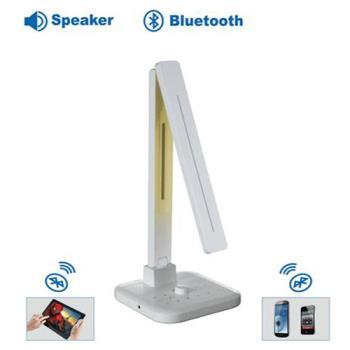 LED 調光氣氛省電護眼檯燈系列 USB 充電功能藍芽喇叭
