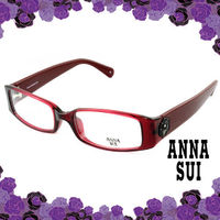 Anna Sui 安娜蘇 花園黑色薔薇 眼鏡 ^#40 古典紅 ^#41 AS509282