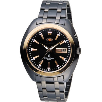 ORIENT DAY  DATE系列日期星期功能機械錶 CEM6V003B