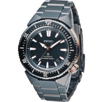 SEIKO PROSPEX  DIVER SCUBA 200M潛水機械錶 6R15-03F0SD SBDC041J