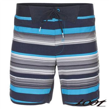 ZOOT 頂級極致冰涼感7吋綁帶式跑褲(男)(沙灘風) Z1604035