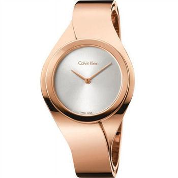 CK Calvin Klein 喚醒系列手環式腕錶 K5N2S626