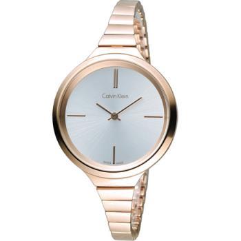 CK Calvin Klein 夢幻焦點經典時尚腕錶 K4U23626