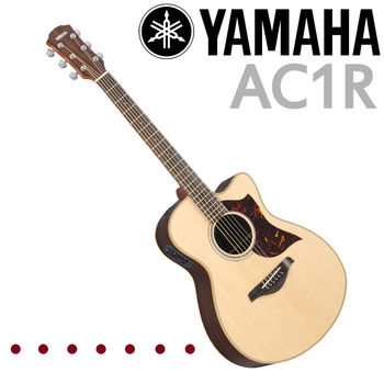 ★YAMAHA 山葉★AC1R 電民謠吉他/含琴袋.肩帶.導線/公司貨保固
