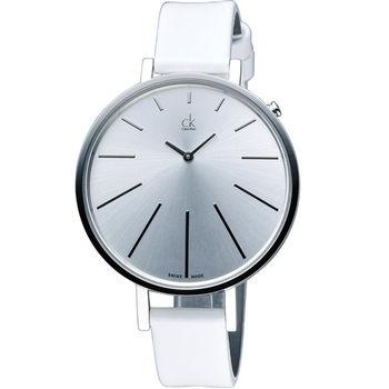 Calvin Klein Equal 名媛時尚腕錶 K3E231L6
