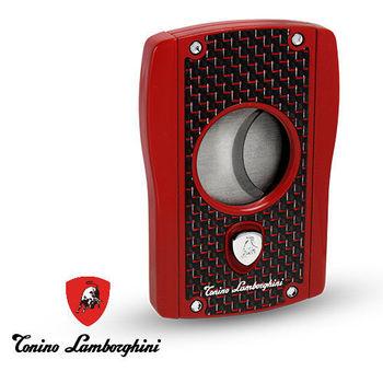 義大利 藍寶堅尼精品 -ALDEBARAN CLGAR 雪茄剪(紅色) ★ Tonino Lamborghini 原廠進口 ★