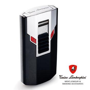 義大利 藍寶堅尼精品 - ESTREMO LIGHTER 打火機(黑色) ★ Tonino Lamborghini 原廠進口 ★