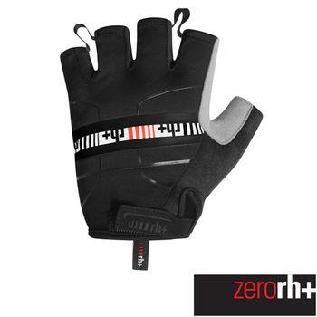 ZeroRH+ 義大利ACADEMY專業自行車半指手套 ●黑色、黑/白、黑/黃● ECX9087