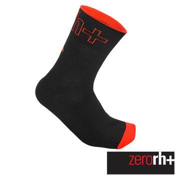 ZeroRH+ 義大利PW PRO運動襪 ●黑色、黑/黃● ECX9081
