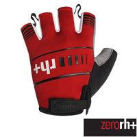 ZeroRH ^#43 義大利NEMO 自行車半指手套 ~黑色、紅色~ ECX9062