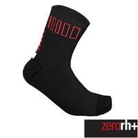ZeroRH ^#43 義大利SPRINT中筒 襪 ^#40 9 cm ^#41 ~黑 ^