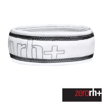 ZeroRH+ 義大利專業運動止汗帶 ●黑色、白色● ECX9004