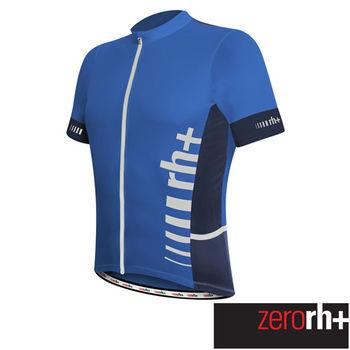 ZeroRH+ 義大利LOGO EVO專業自行車衣(男)●白、螢光黃、灰、藍、黑/白、黑/螢光黃、黑/紅● ECU0321