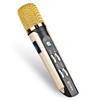 【送麥克風支架組】Hifier屁顛虫 094B調音至尊 手機K歌麥克風  適用歡歌 天籟K歌 RC直播