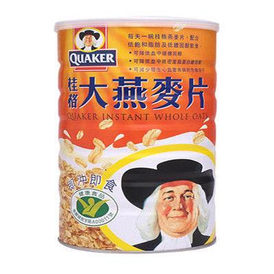 QUAKER 桂格即沖即食大燕麥片700g(買5送1)