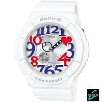 卡西歐 CASIO BABY #45 G 海軍風配色 腕錶 BGA #45 130TR #