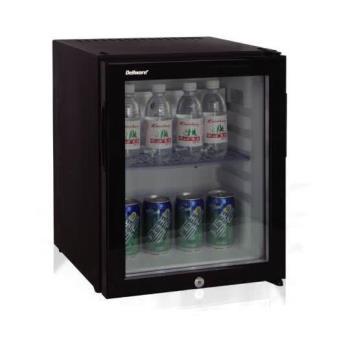 【Dellware】玻璃門吸收式30L無聲客房冰箱DW-30T