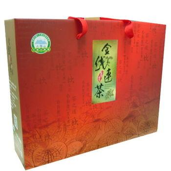 大雪山農場 金線蓮茶禮盒(40包入/盒)共兩盒★送禮自用倆相宜★