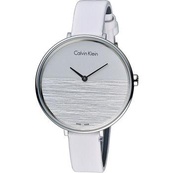 ck Calvin Klein K7A rise 晨曦系列 時尚腕錶 K7A231L6