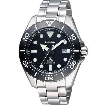 SEIKO Prospex 專業運動系列200M鈦金屬潛水錶 V157-0BN0D  SBDJ013J