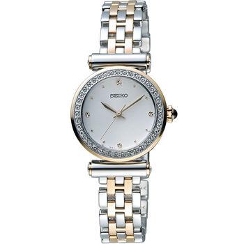 SEIKO 精工 晶彩時刻時尚腕錶 7N01-0HY0P SRZ466P1