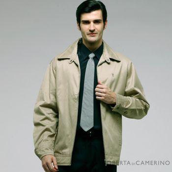 【ROBERTA諾貝達】超值嚴選 內裡舖棉夾克外套 棕褐
