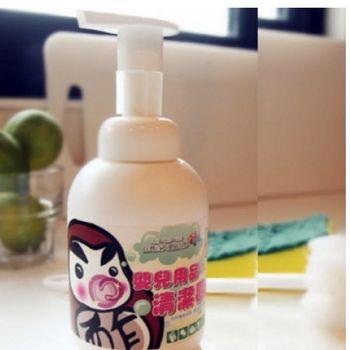 木酢達人- 木酢嬰兒用品清潔慕絲(340ml+補充罐1000mlx3)特惠組