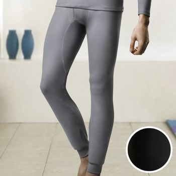 【DADADO】EKS保濕 SUPLY素面M-LL 保暖褲(深灰)