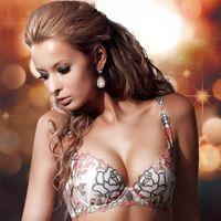 ~華歌爾~莎露系列華麗刺繡蕾絲 B ^#45 D罩杯 內衣 ^#40 優雅白 ^#41
