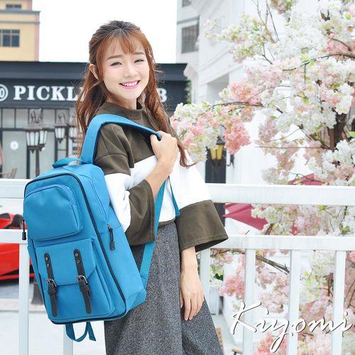 阿卡天使旅遊記憶實用後背包KB060