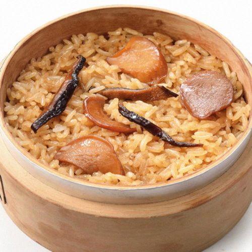 【禎祥食品】菌菇油飯-純素 (210g)