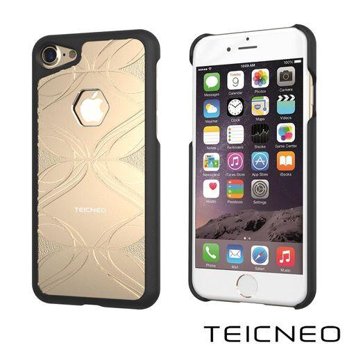 TeicNeo 航太鋁合金手機保護殼   思緒 iPhone 7榮耀金
