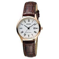ORIENT 東方錶 優雅復刻羅馬數字女錶 28mm FSZ3N006W
