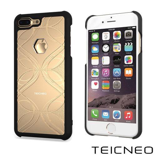 TeicNeo 航太鋁合金手機保護殼  思緒 iPhone 7 Plus榮耀金
