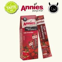 ~壽滿趣~ 紐西蘭 ~Annies 全天然水果條 草莓15gm x 6片