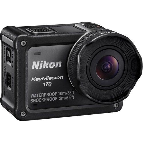 Nikon KEYMISSION 170 運動攝影機 (公司貨)