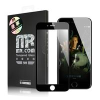 Mr.Com Apple iPhone7 Plus 5.5吋 3D立體 ^#40 白框 ^