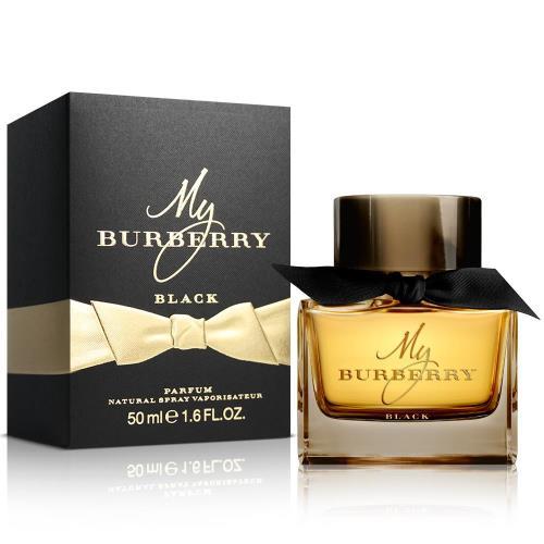 Burberry My Burberry Black 女性淡香精(50ml)+品牌小香