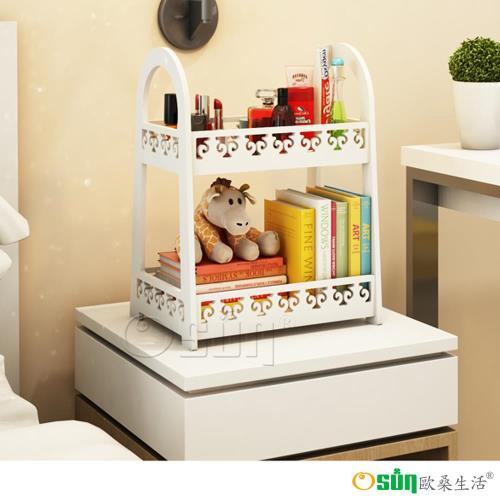Osun DIY木塑板 多功能廚房收納架 CE178- KC01