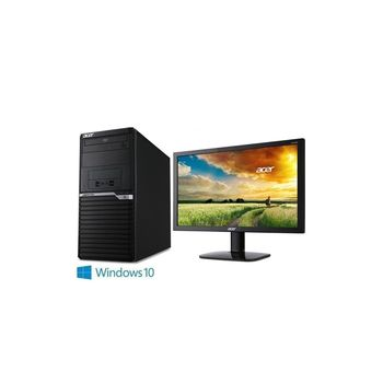 ACER 宏碁 P30 F4-015 i7-6700四核 Win7Pro 桌上型電腦+KA220HQ 21.5吋 電腦螢幕 超值組