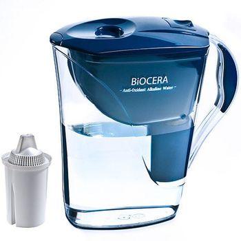 Biocera養生濾水壺(附三個濾心)